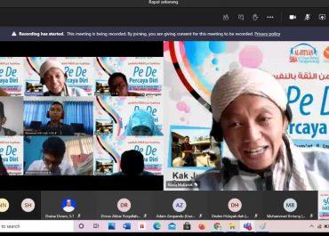Agenda BPI ( Bina Pribadi Islam) di Al-Fityan Tangerang