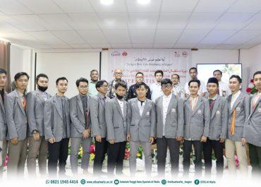 STIS Al Wafa tetap melaksanakan Pengenalan Kehidupan Kampus Mahasiswa Baru (PKKMB)