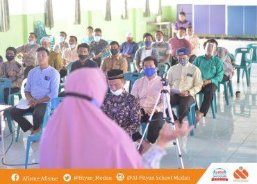 Yayasan Al Fityan Medan mengadakan pelatihan Asesmen Kompetensi Minimum untuk guru