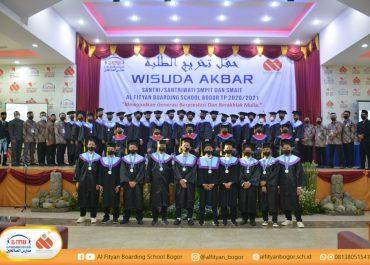 Wisuda Akbar 2021 Al-Fityan Boarding School Bogor