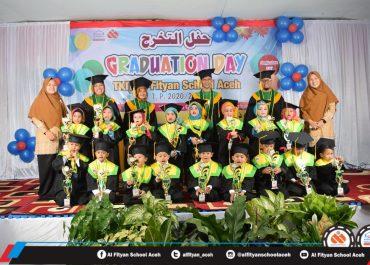 Wisuda TKIT Al-Fityan School Aceh TP. 2020/2021